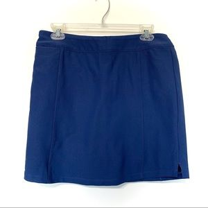 Adidas tennis essentials skort athletic skirt blue